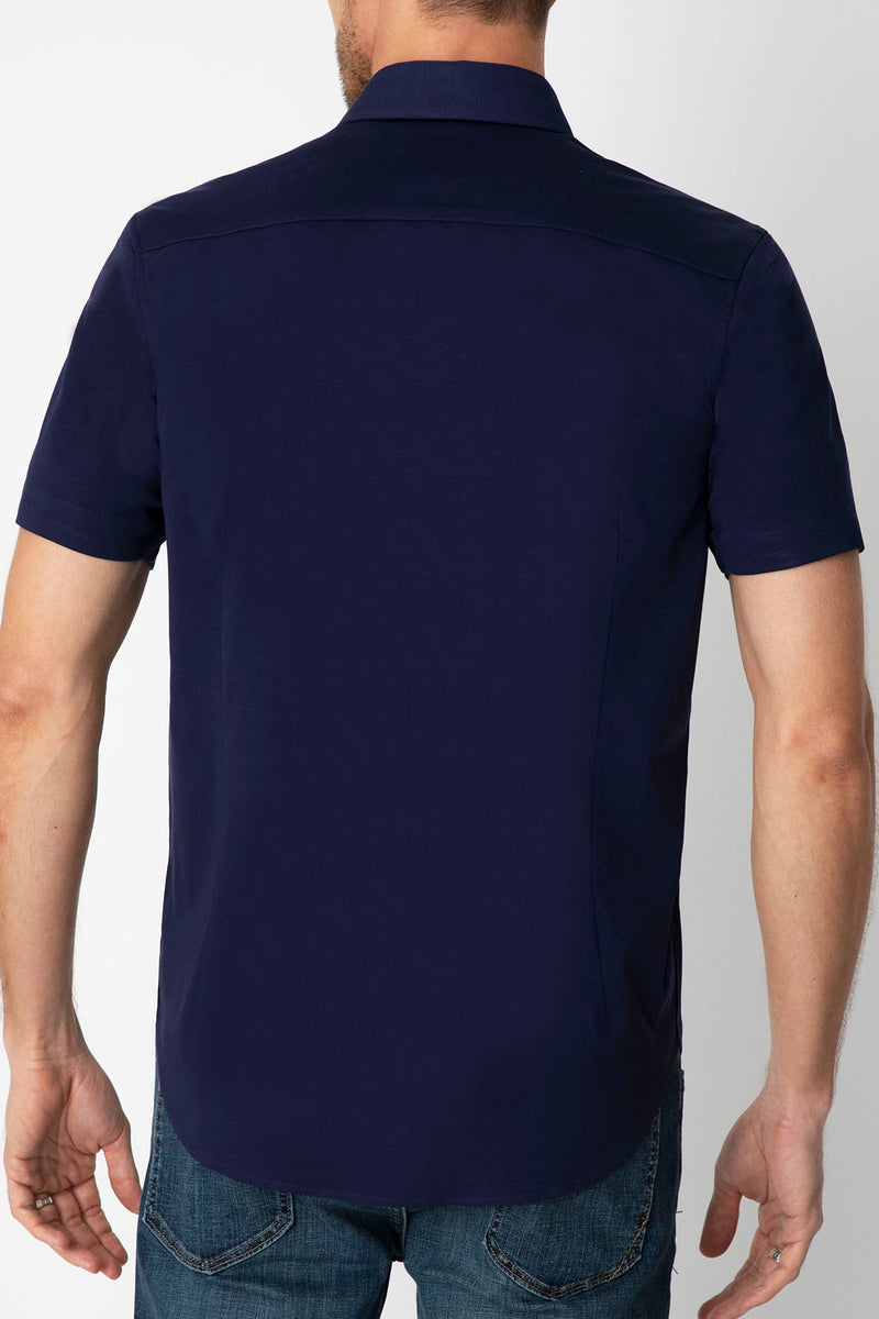 Balboa Wave in Navy-FINAL SALE