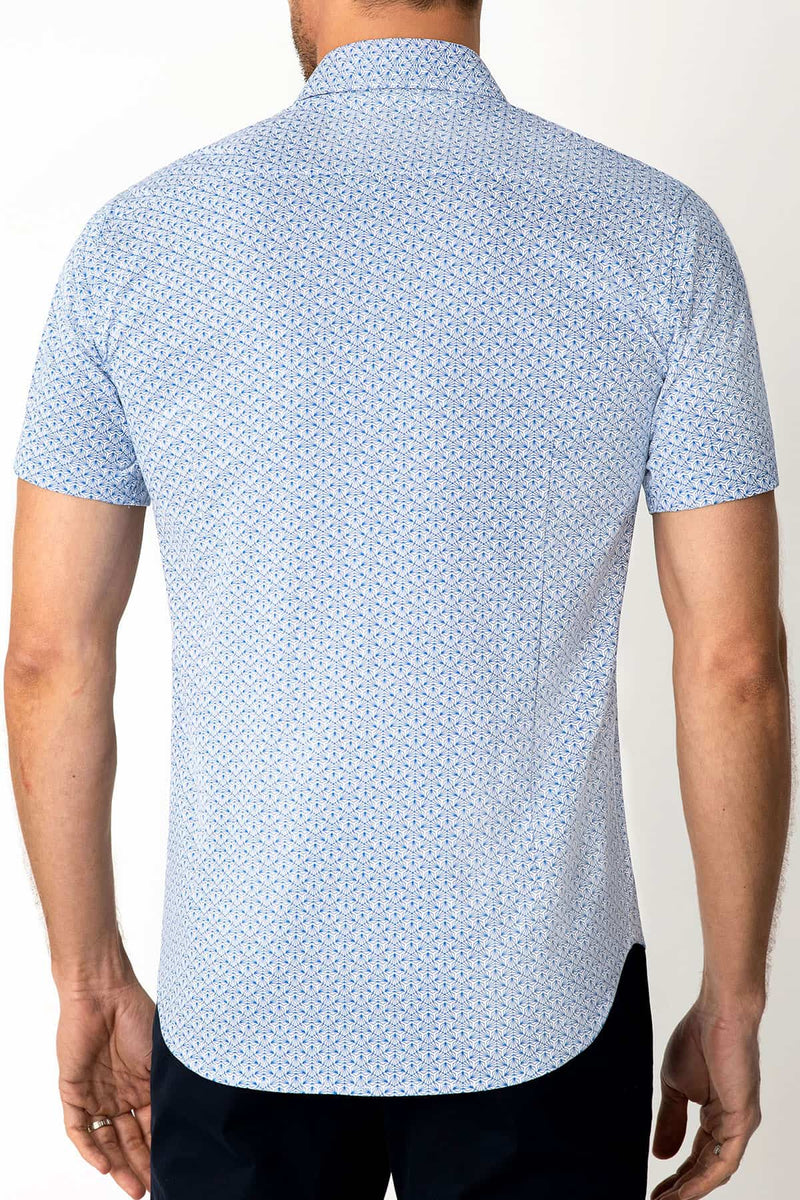Newport Beach in Light Blue-FINAL SALE