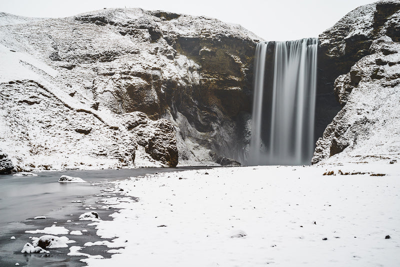 Waterfalls | Long Exposure Photography Prints