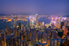 Hong Kong City Sunset - Andre Distel Photography