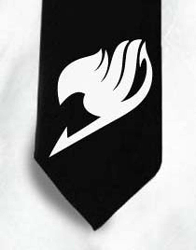 Anime Fairy Tail Symbol Necktie The Graphix Geek