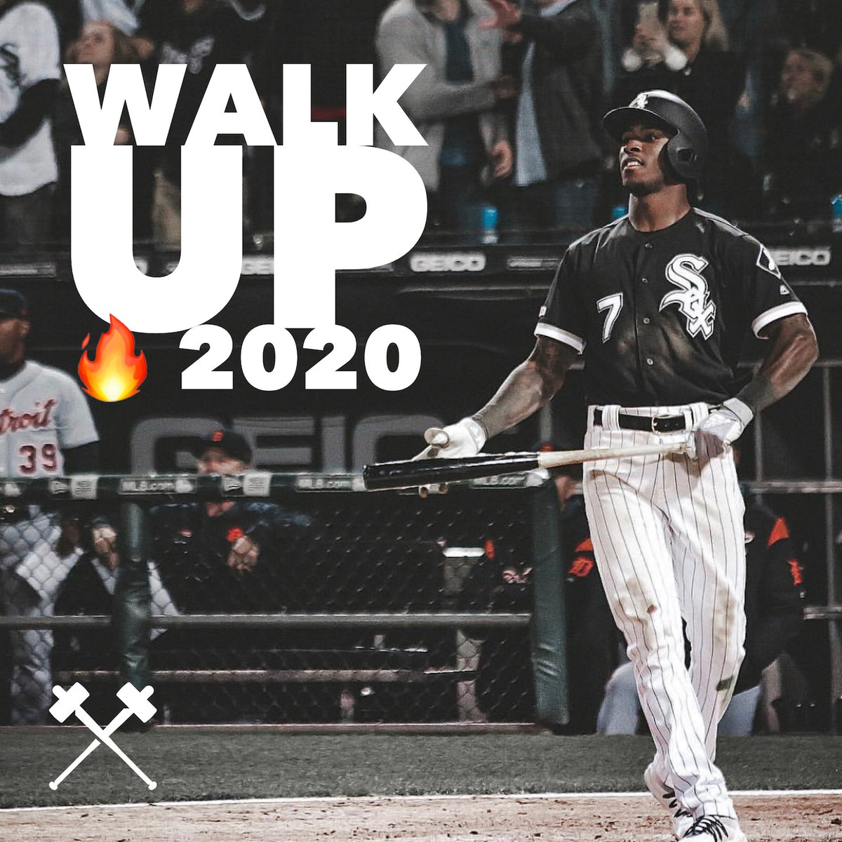 Walk Up Fire 2020