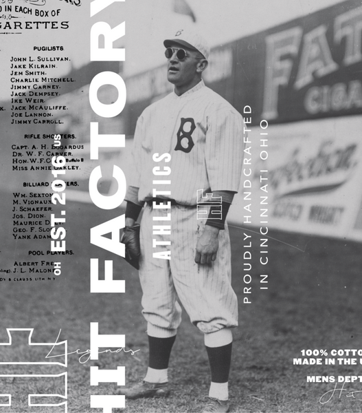 Baseball Apparel - Hit Factory Athletics