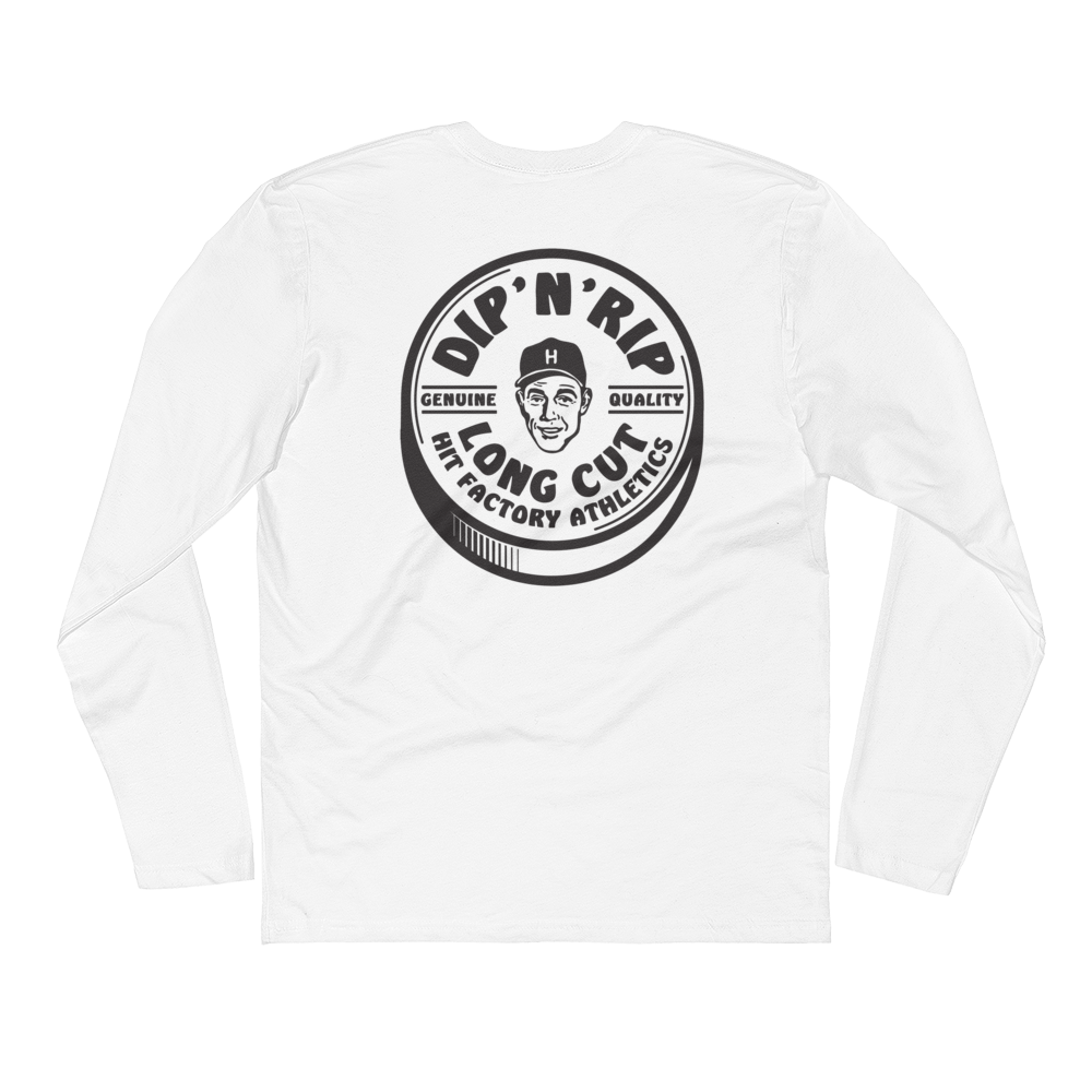 Dip n Rip Long Sleeve Tee