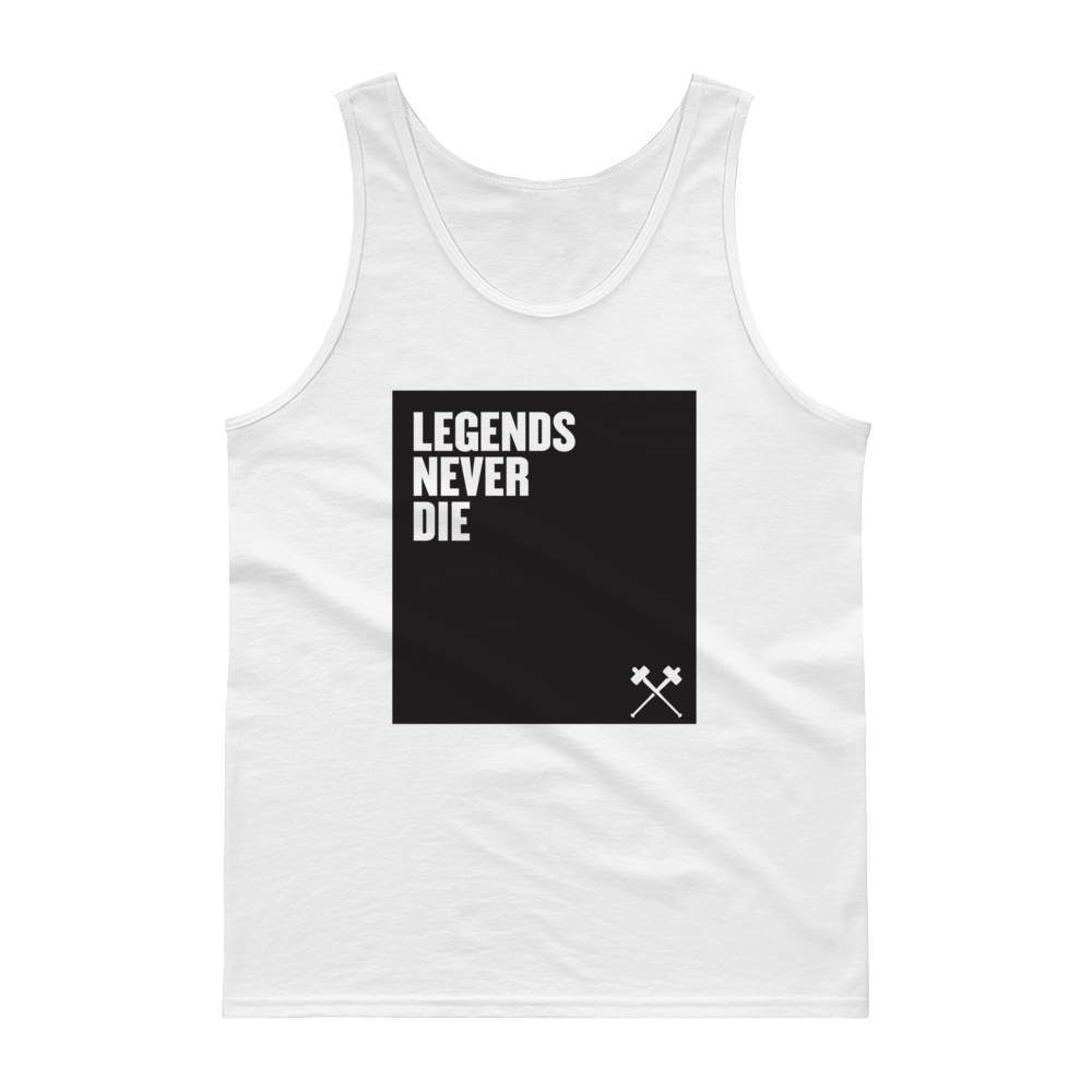 Legends Never Die Tank