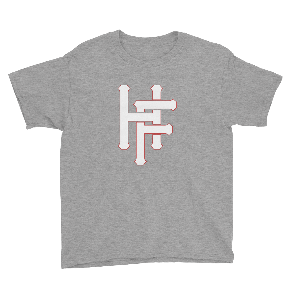 Youth HF Interlock Logo Tee