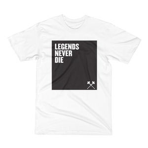 Legends Never Die Tee