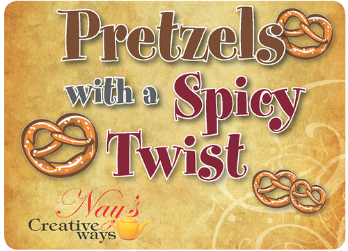 Pretzels with a Spicy Twist - 6 Ounce