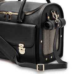 Why Cat Carriers don't have to be Boring | Luxury Cat Products
