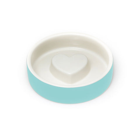Land-of-Meow-Magisso-Blue-Heart-Cat-Bowl