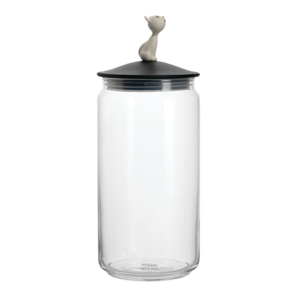 Alessi Mio - Cat Treat Jar