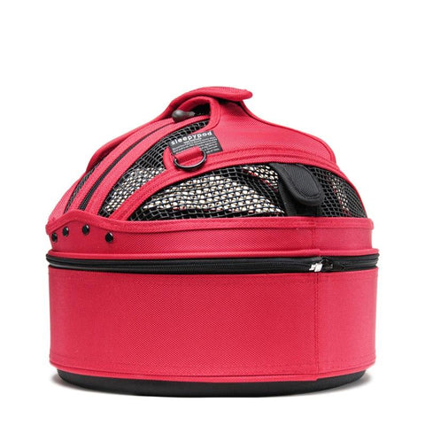 Land of Meow SleepyPod Mini Cat Carrier Blossom Pink Back