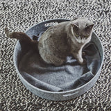 Cesto Cat Basket Concrete