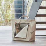 Tosca Cat Travel Bag - Sand