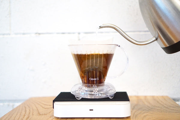 Coffee Brewing Workshop (Clever Coffee Dripper)
