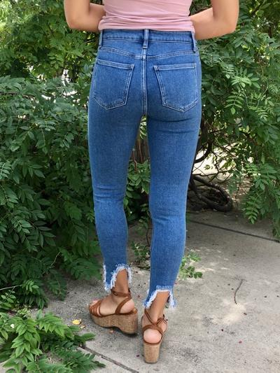 Above and Beyond Jeans-Women's -New Arrivals-Runway Seven