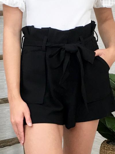 In The Bag Shorts-Women's -New Arrivals-Runway Seven