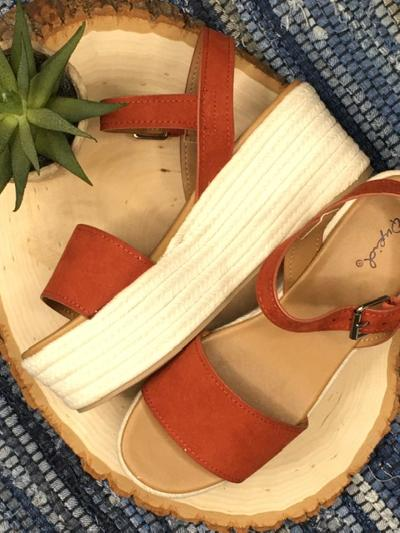 Sunset Blvd Sandal-Women's -New Arrivals-Runway Seven