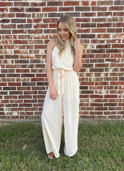 Like Butter Jumpsuit-Women's -New Arrivals-Runway Seven