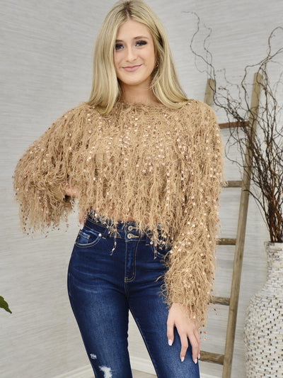 Festive Fall Sweater-Women's -New Arrivals-Runway Seven