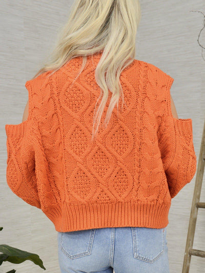 I See You Sweater-Women's -New Arrivals-Runway Seven