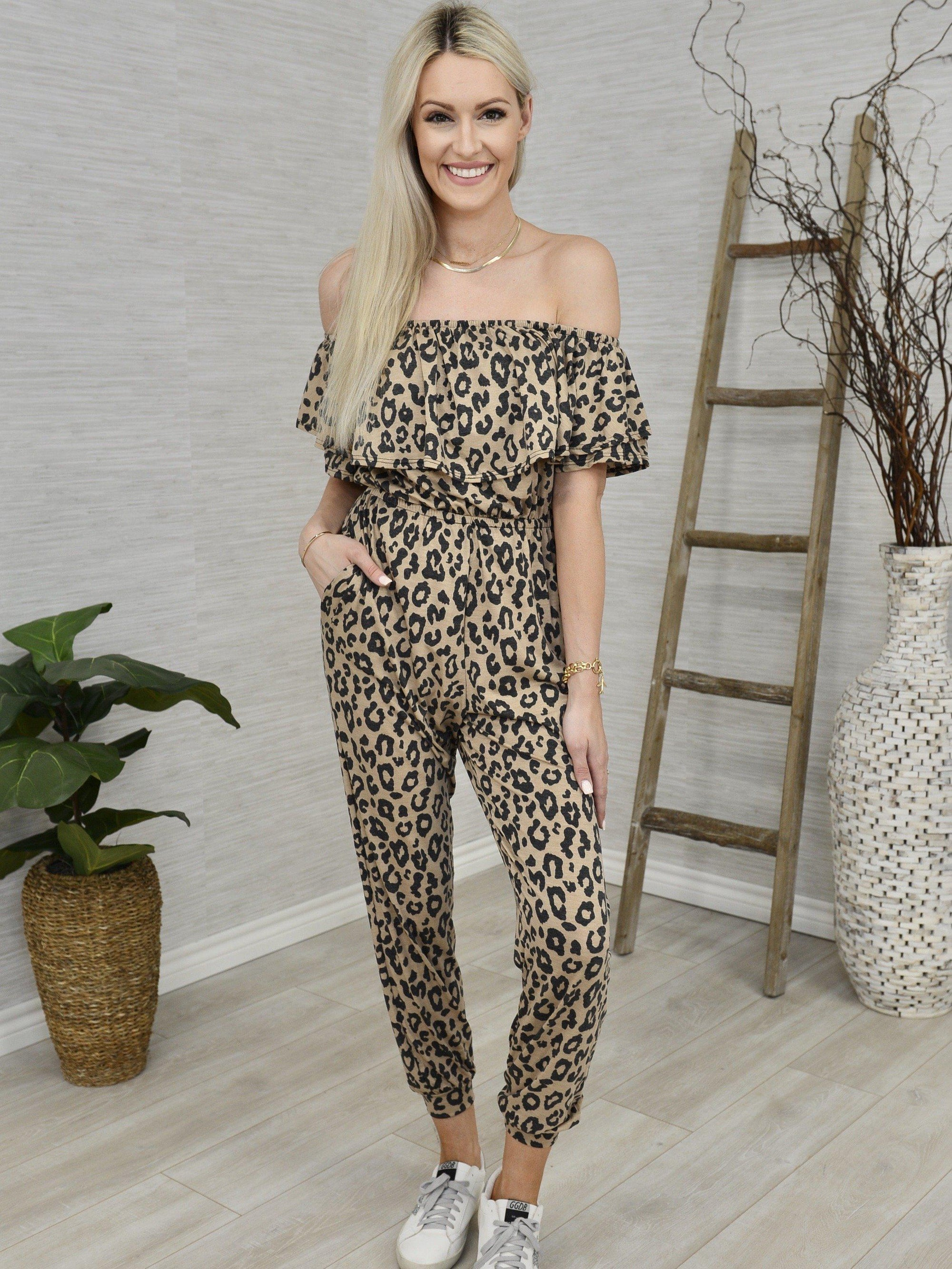 Off and Running Lounge Jumpsuit-Women's -New Arrivals-Runway Seven