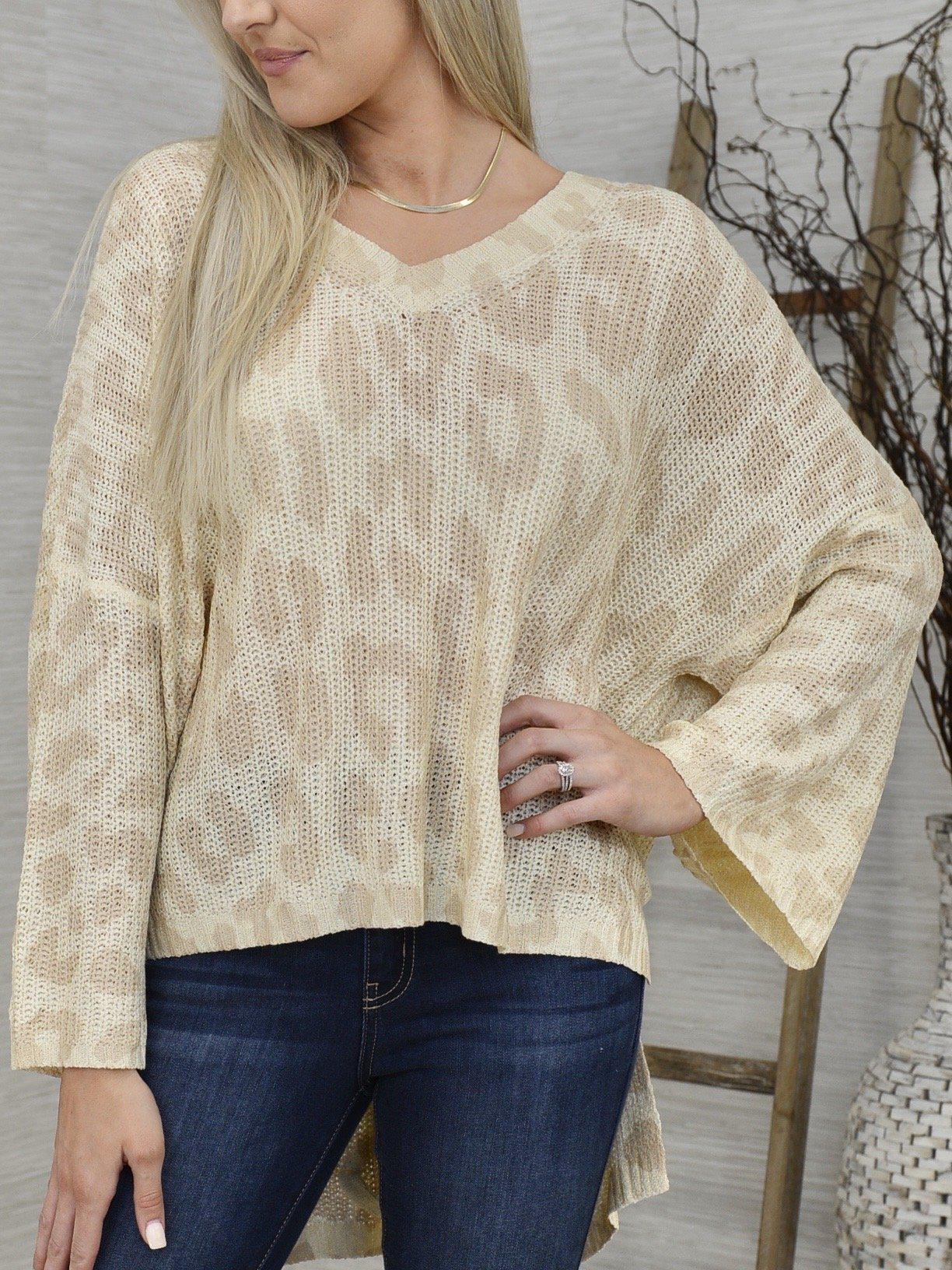 On the Town Sweater-Women's -New Arrivals-Runway Seven