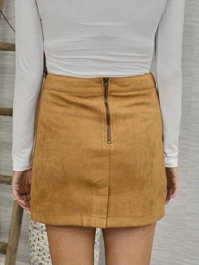 Hillside Skirt-Women's -New Arrivals-Runway Seven