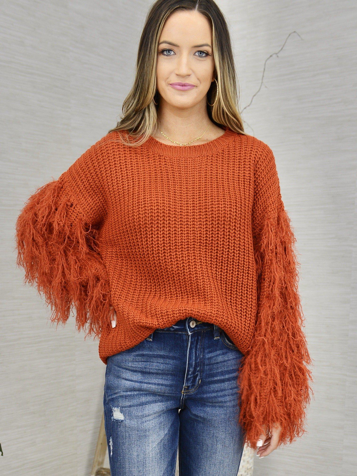 Harvest Moon Sweater-Women's -New Arrivals-Runway Seven