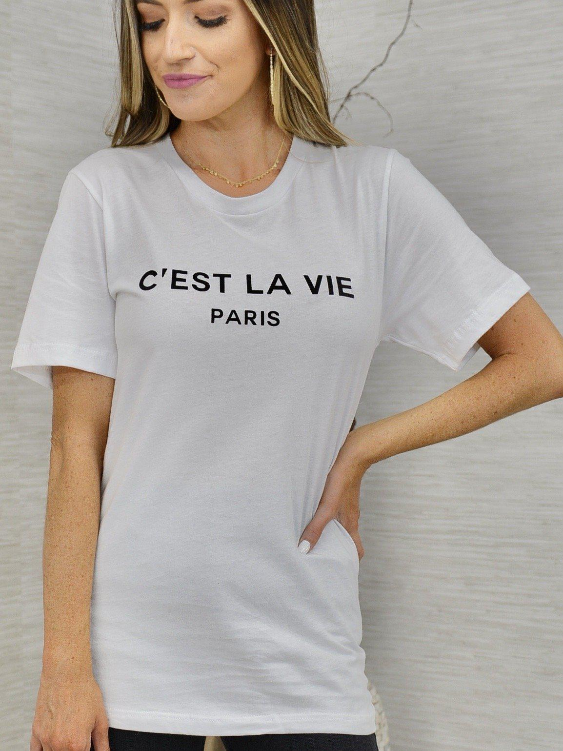 C'est la Vie Top-Women's -New Arrivals-Runway Seven
