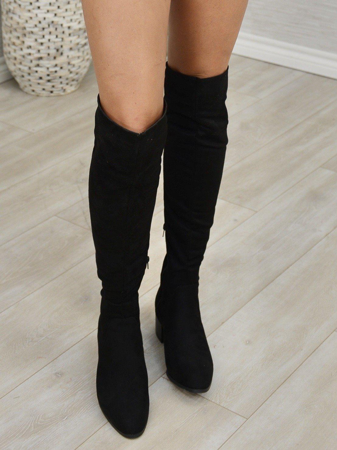 I'm Over It Boots-Women's -New Arrivals-Runway Seven