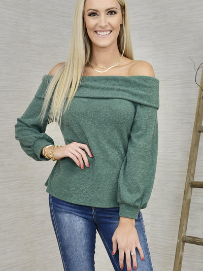 Fall Foliage Top-Women's -New Arrivals-Runway Seven