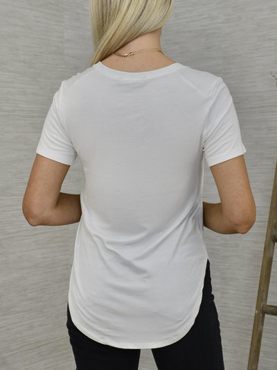 Totally Tee Top-Women's -New Arrivals-Runway Seven