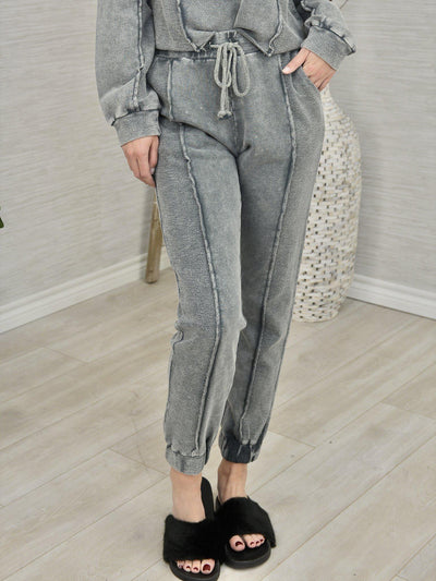 Mine are Mineral Joggers-Women's -New Arrivals-Runway Seven