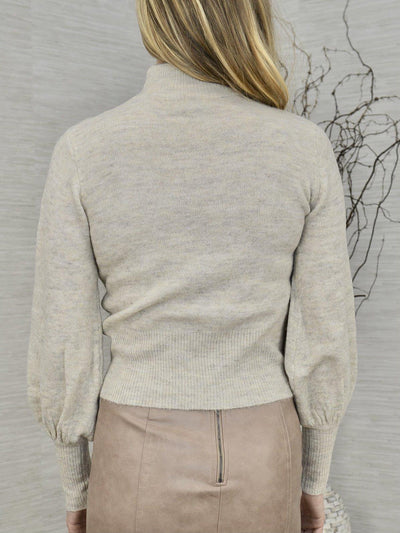 Center Stage Sweater-Women's -New Arrivals-Runway Seven