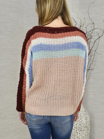 Shoulder to Shoulder Sweater-Women's -New Arrivals-Runway Seven