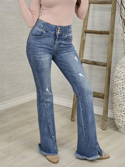 A Flare For Style Jean-Women's -New Arrivals-Runway Seven