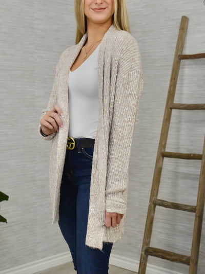Ribbed and Ready Cardigan-Women's -New Arrivals-Runway Seven