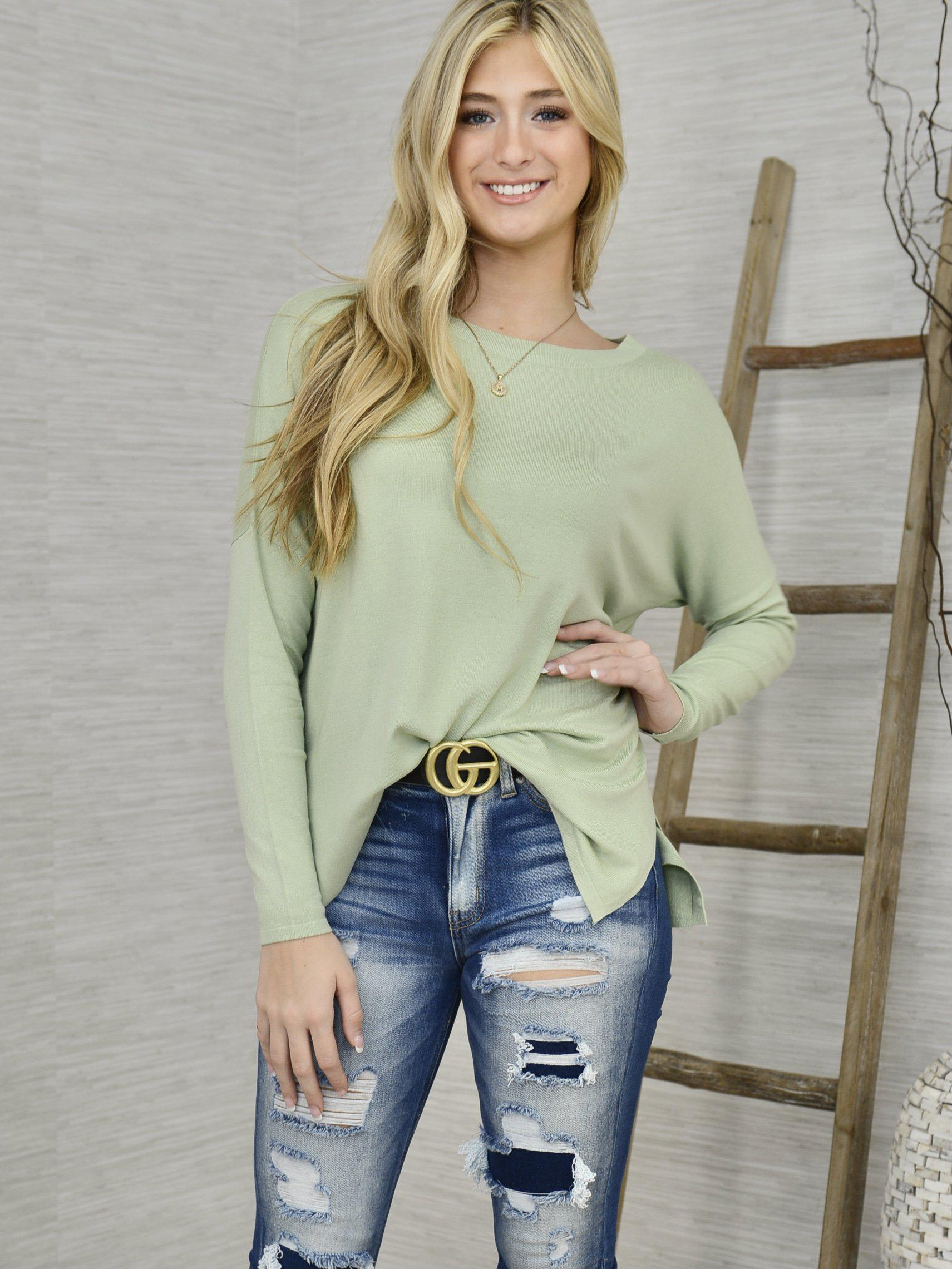 My Favorite Top-Women's -New Arrivals-Runway Seven