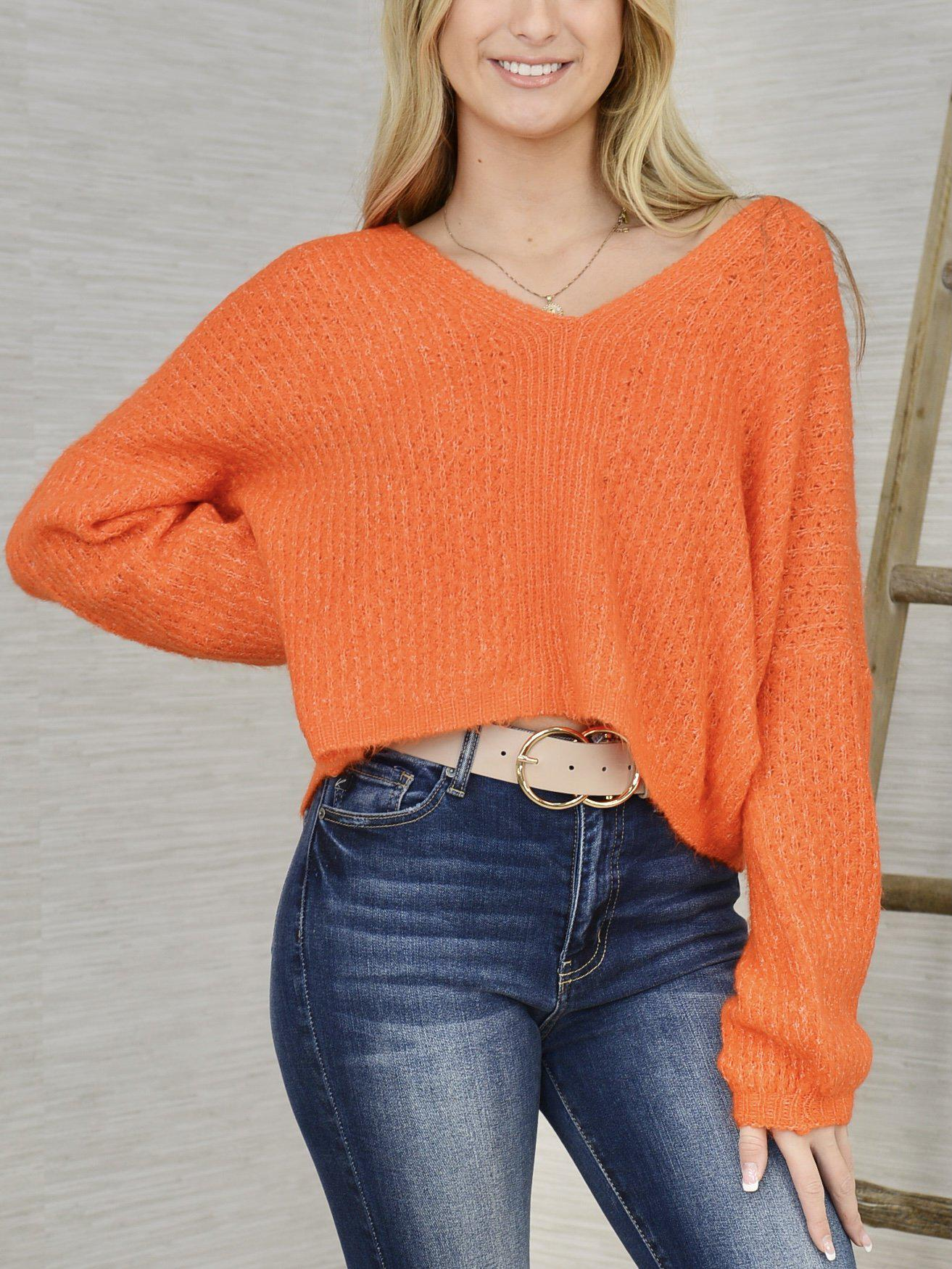 Brighter Days Sweater-Women's -New Arrivals-Runway Seven
