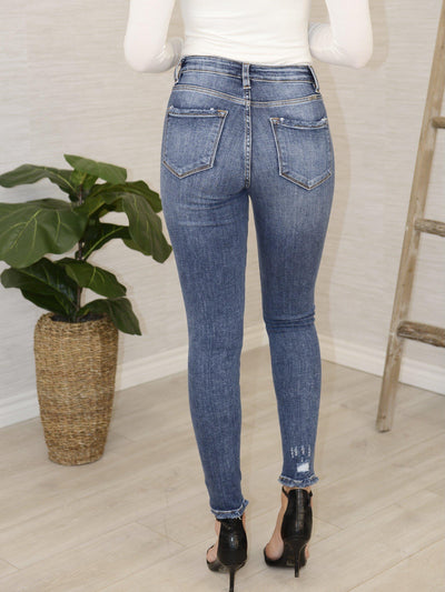 All Hems On Deck Jeans-Women's -New Arrivals-Runway Seven