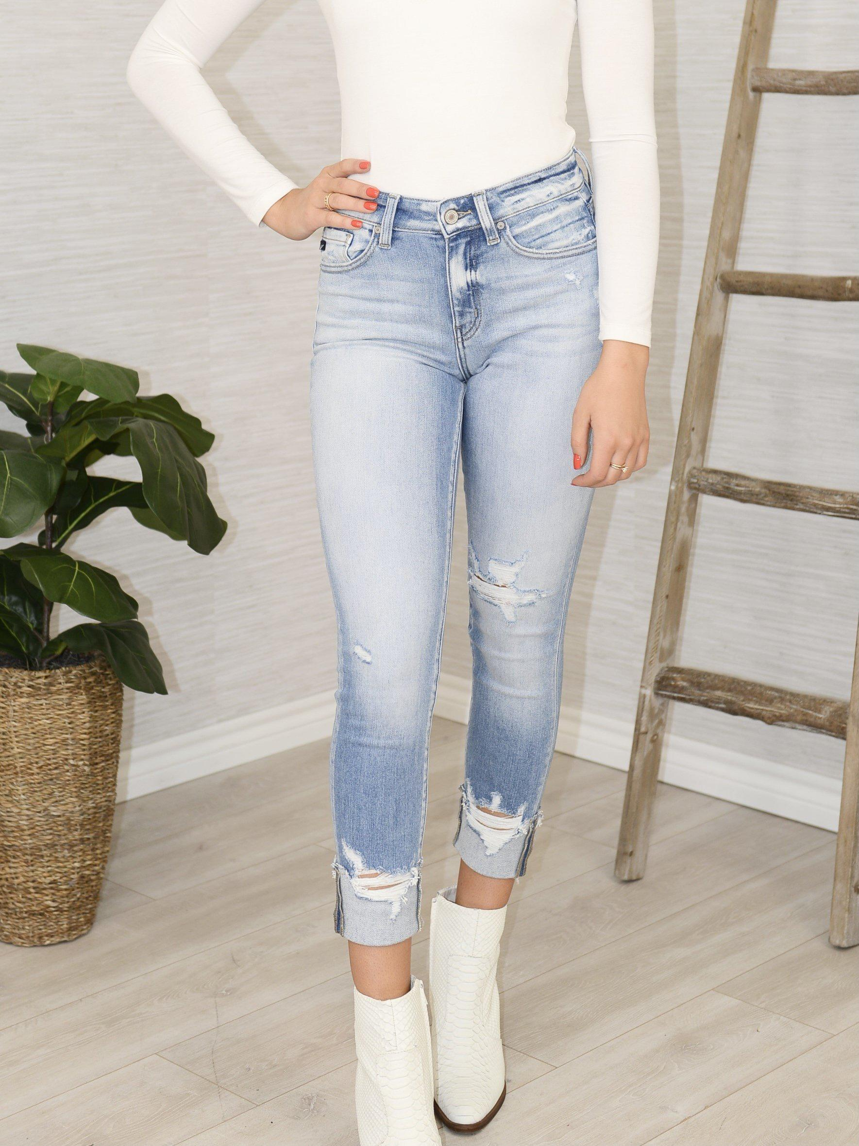 Best Days Jean-Women's -New Arrivals-Runway Seven