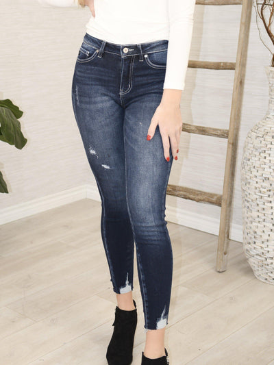 Mid-Day Style Jeans-Women's -New Arrivals-Runway Seven