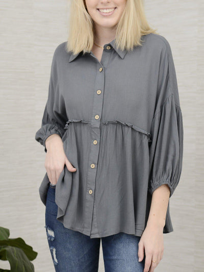 She's a Doll Top-Women's -New Arrivals-Runway Seven