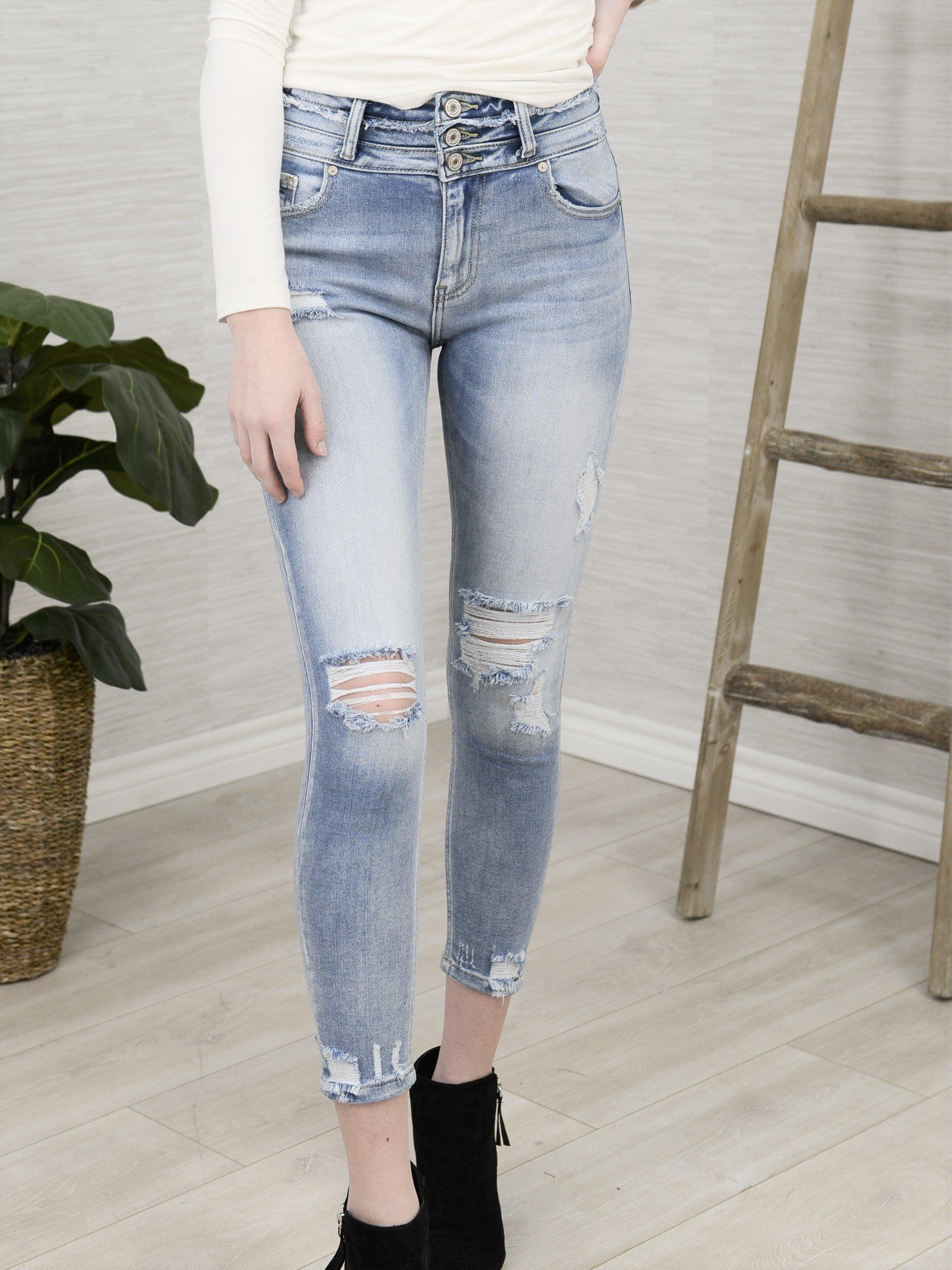 Maximum Style Jean-Women's -New Arrivals-Runway Seven