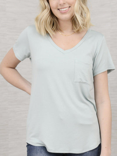 In My Pocket Top-Women's -New Arrivals-Runway Seven