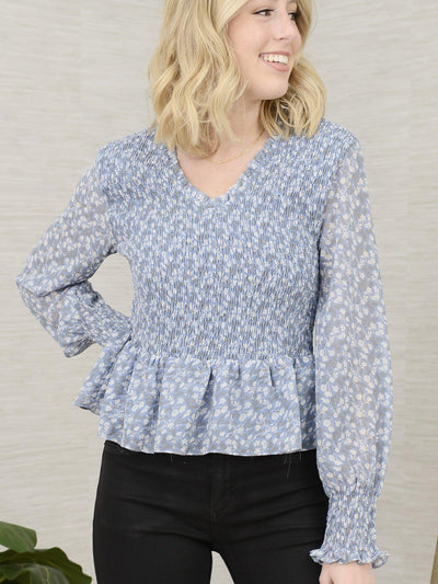 Gathered Here Top-Women's -New Arrivals-Runway Seven