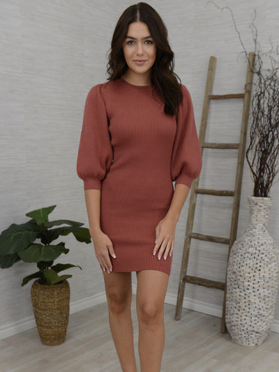 Mid-Cities Sweater Dress-Women's -New Arrivals-Runway Seven