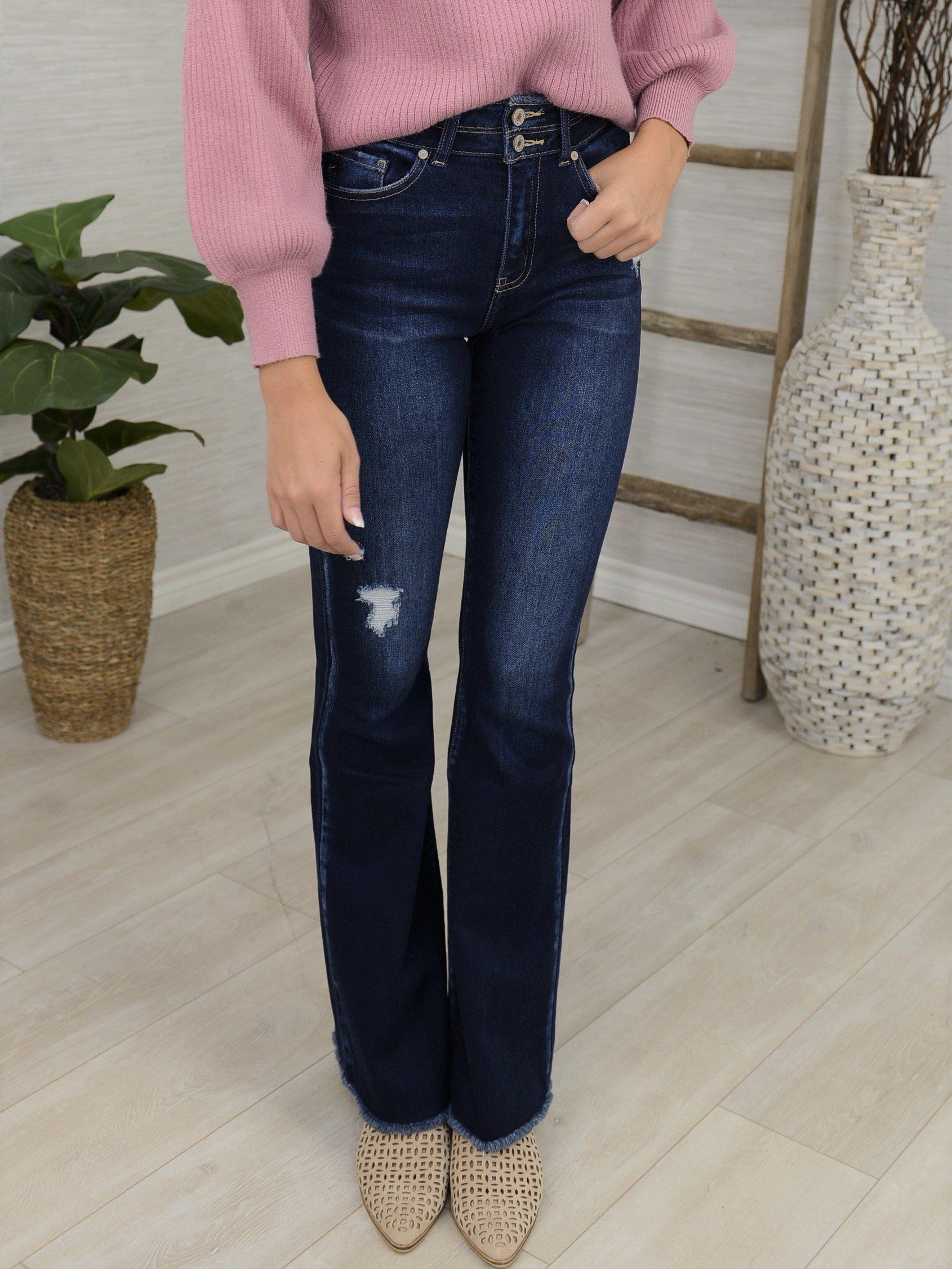A Flare for Style Jeans-Women's -New Arrivals-Runway Seven