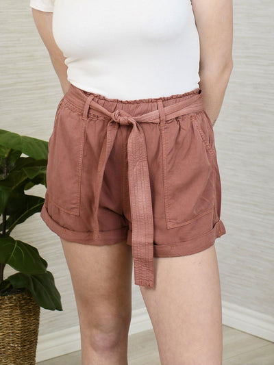 Take a Seat Shorts-Women's -New Arrivals-Runway Seven